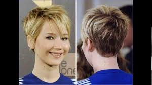 short haircut pictures front and back youtube