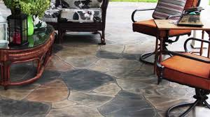 Laminate Flooring That Looks Like Stone Tile Resurfaced Concrete Overlay Concrete That Looks Like Stone