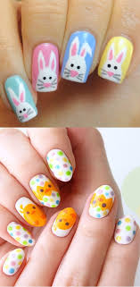 easter 2017 trends 48 colorful easy egg nail art designs for 2017 2018 easter nails