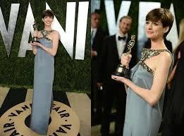 Anne Hathaway Vanity Fair Anne Hathaway Fotos Look After Party Vanity Fair 2013 Foto