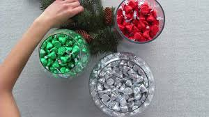 hershey u0027s holiday craft holiday centerpieces youtube