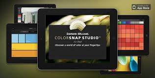 explore paint color options on your ipad with new sherwin williams