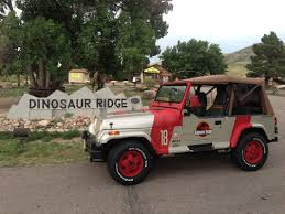jeep sahara hunt velociraptors in your very own jurassic park jeep and