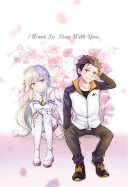subaru anime character re zero bd png rezero wiki mayo chiki zerochan board mayo subaru