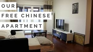 our free housing in china young couple living in china youtube