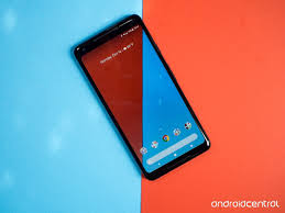 can we just relax about the pixel 2 xl display android central