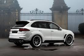 Porsche Cayenne With Rims - topcar shows off white porsche cayenne vantage 2015 kit