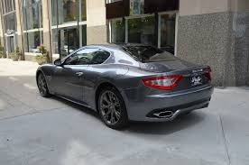 bordeaux maserati 2009 maserati granturismo s stock l228b for sale near chicago