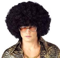 Mens Halloween Costumes Amazon California Costume Men U0027s Jumbo Afro Wig Http Www Amazon Gp