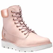 s boots pink timberland s kenniston 6 inch lace up boots pink nubuck