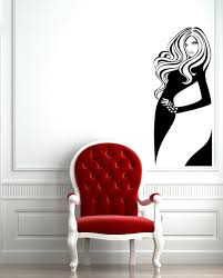 popular decoration for teen room buy cheap free shpping home decoration wall sticker sexy hot girl teen mermaid room art decor decal