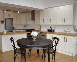 belfast sink in modern kitchen bella shaker alabaster kitchen with solid oak worktops u2013 schofield