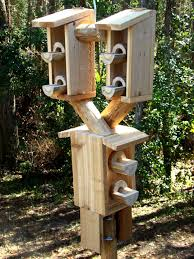 recycled materials for home decor birdhouse ideas chickadee size easy to make bird house plans home