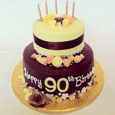 113 best 90th birthday cakes images on pinterest 90th birthday
