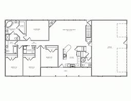 simple ranch house floor plans stunning simple 4 bedroom ranch house plans bedroom simple open