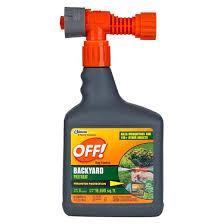 Cutter Bug Free Backyard Off Bug Control Backyard Pretreat 32floz Target