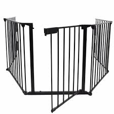 new fireplace fence baby safety pet gate dog barrier enclose
