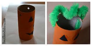 bricolage noel avec rouleau papier toilette diy spécial halloween