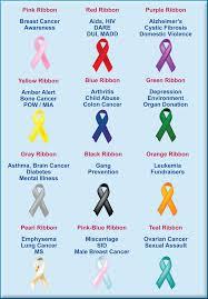 diabetes ribbon color color ribbon raffle tickets