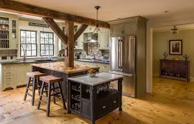 Craftsman Farmhouse Rustic Farmhouse North Reading Ma Renovation