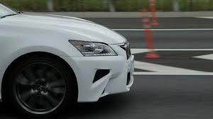 lexus es paultan toyota aims to launch driverless car by 2020 youtube