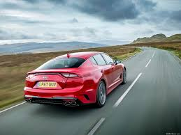 kia supercar kia stinger uk 2018 pictures information u0026 specs