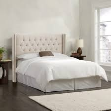 King Size Bed Upholstered Headboard by Fancy Padded Headboard King Beds 87 For Leather Headboard With
