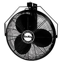 outdoor wall mounted waterproof fans industrial grade air circulating wall mount fans