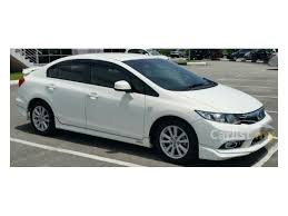 honda civic honda civic 2012 s l i vtec 1 8 in selangor automatic sedan white
