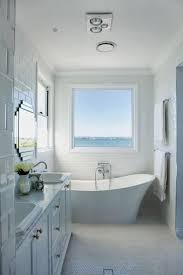 coastal bath design hamptons charm in queensland coastal bath