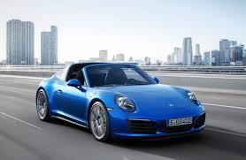 Porsche Macan Navy Blue - porsche targa 4s making do with a turbo wsj