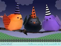 halloween party birds centerpiece decorations boo pinterest