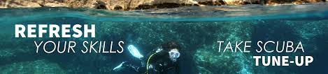 padi refresher courses with vancouver diving locker