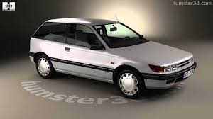 mitsubishi mirage 1990 mitsubishi colt mirage 1988 3d model by humster3d com youtube