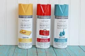 Valspar Satin Spray Paint - how to make pine cone zinnias cottage at the crossroads