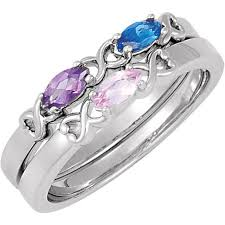 stackable mothers rings s ring 71328 hur jewelers