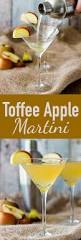 toffee apple martini sprinkles and sprouts