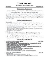 Functional Resume Examples For Career Change by Executive Assistant Resume Sample By Www Riddsnetwork In About