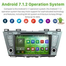 8 inch hd touchscreen android 7 1 gps navigation car radio dvd