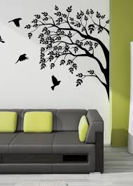 Home Interior Wall Hangings Decoration For Your Home Interior With Stunning Tree Images Wall Art