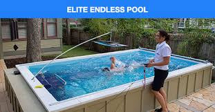 endless lap pool endless pools indoor outdoor pools adjustable swim current