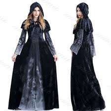 Witch Halloween Costumes Womens Witch Costume Ebay
