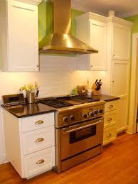 Apartment Galley Kitchen Cabinet Paint Colors For Small Kitchens Paint Colors For Small