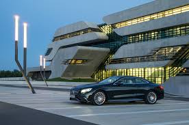 best mercedes coupe 2015 design of the year mercedes s class coupe automobile