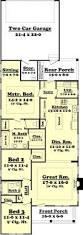 Narrow House Plans Small 3 Bedroom House Plans Vdomisad Info Vdomisad Info