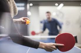ping pong table playing area how to avoid injuries in ping pong