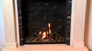 infinity 880fl conventional flue gas fire youtube