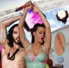 new goblog tattoos katy perry tattoo