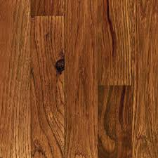 Millstead Cork Flooring Reviews by Millstead Oak Gunstock 3 4 In Thick X 3 1 4 In Wide X Random