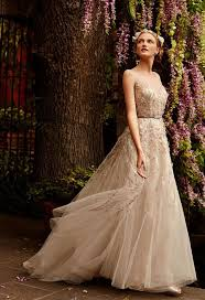 brown wedding dresses best 25 chagne color dress ideas on chagne